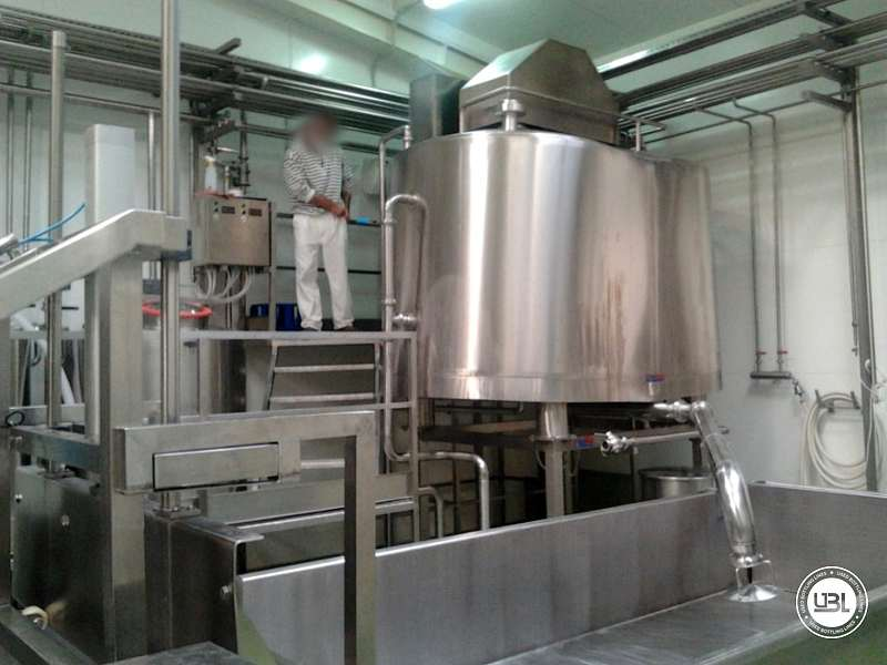 Used Complete Dairy – For the production of semi-hard and hard cheese, fresh cheese and curd - 4