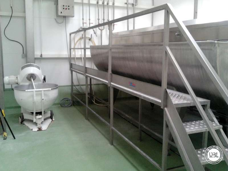 Used Complete Dairy – For the production of semi-hard and hard cheese, fresh cheese and curd - 6