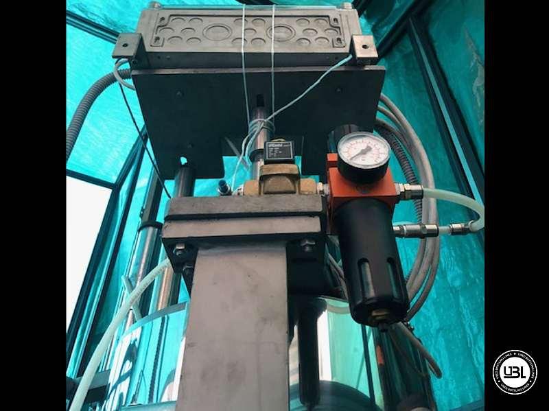 Monoblocco di riempimento usato a gravità Vir Mauri Speedy 16/3 6000 bph - 23