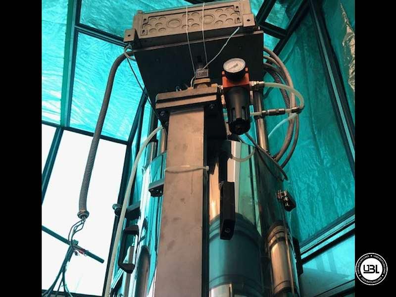 Monoblocco di riempimento usato a gravità Vir Mauri Speedy 16/3 6000 bph - 5