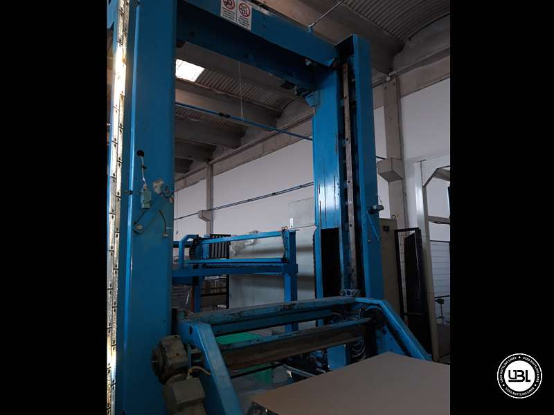 Used Isobaric Complete Bottling Line PET Sparkling Water 18.000 bph - 22