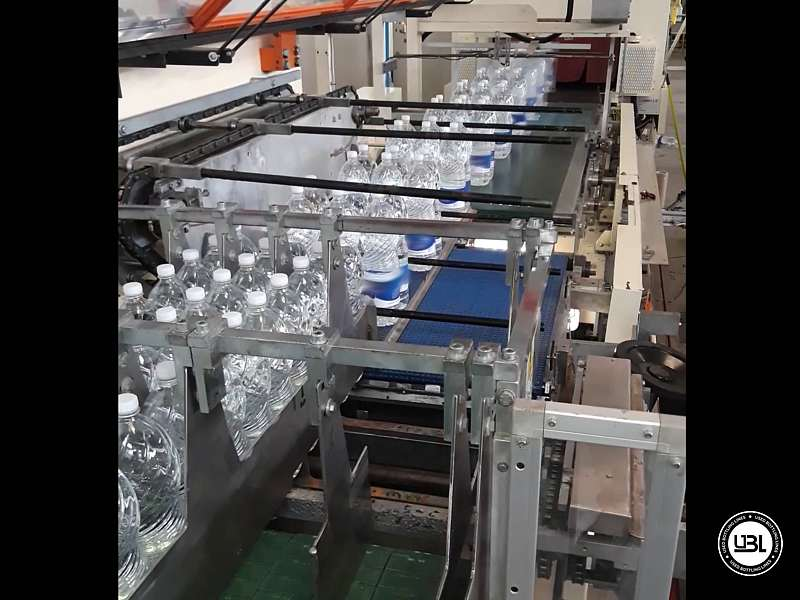 Used Isobaric Complete Bottling Line PET Sparkling Water 18.000 bph - 3
