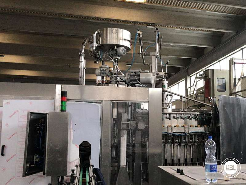 Used Isobaric Complete Bottling Line PET Sparkling Water 18.000 bph - 4