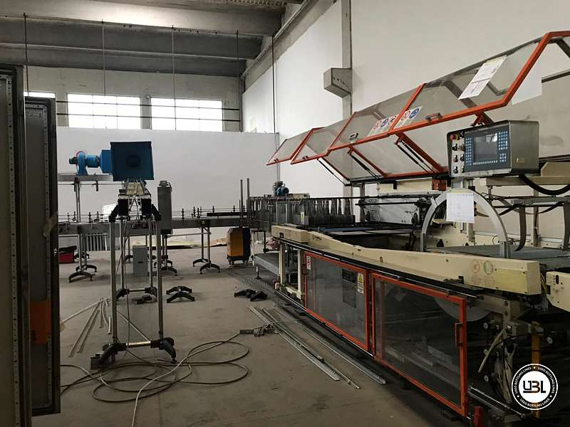 Used Isobaric Complete Bottling Line PET Sparkling Water 18.000 bph - 5