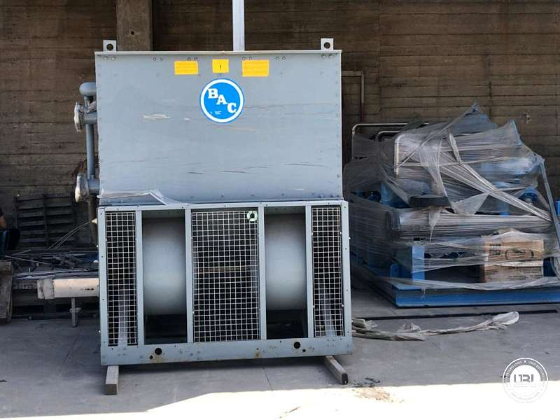 Used Isobaric Complete Bottling Line PET Sparkling Water 18.000 bph - 9
