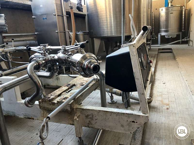 Used Syrup Room AZZINI 24.000 L/hour - 1