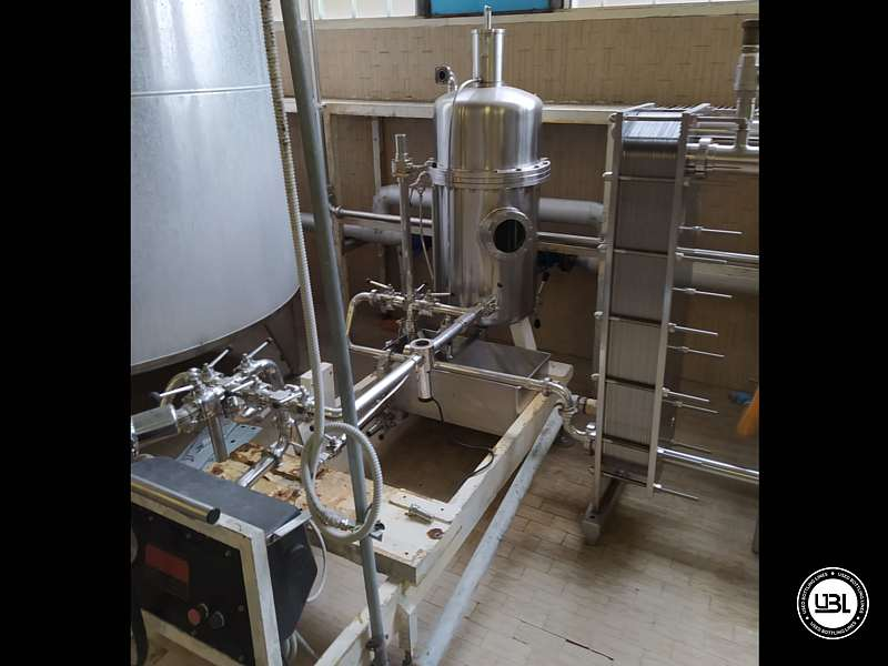 Used Syrup Room AZZINI 24.000 L/hour - 5