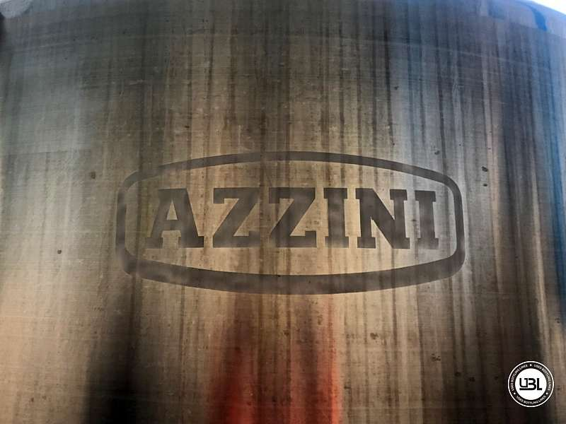 Used Syrup Room AZZINI 24.000 L/hour - 7
