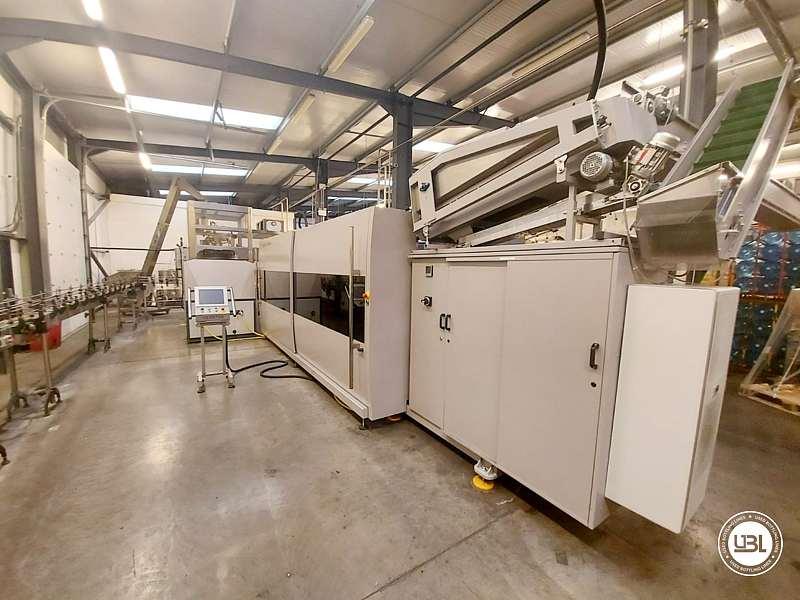 Máquinas de Soplado (PET) usada SMF OPTIMA 8 TURBO – 14000 bph - 2