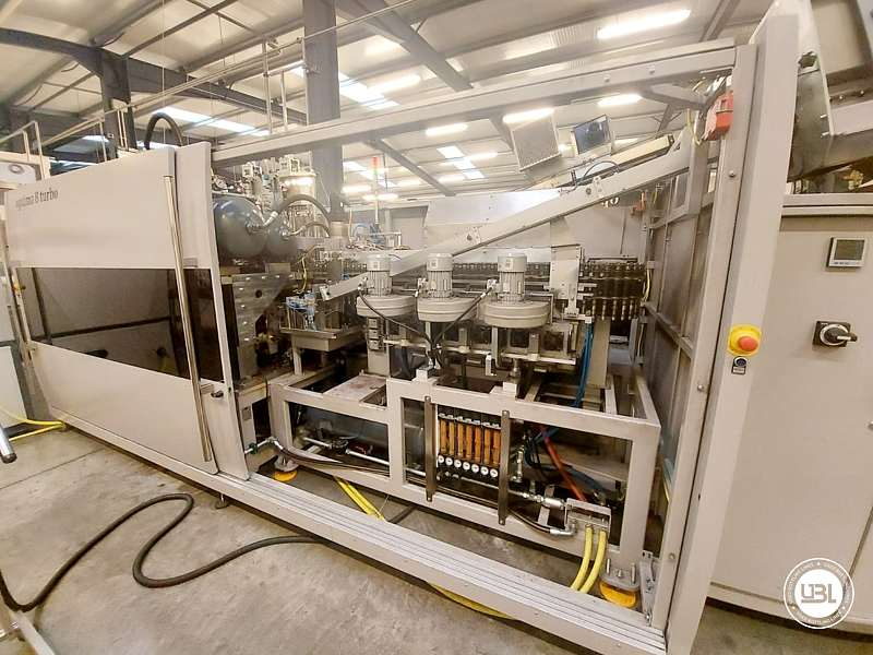 Máquinas de Soplado (PET) usada SMF OPTIMA 8 TURBO – 14000 bph - 3