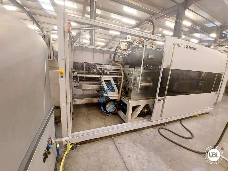Máquinas de Soplado (PET) usada SMF OPTIMA 8 TURBO – 14000 bph - 4