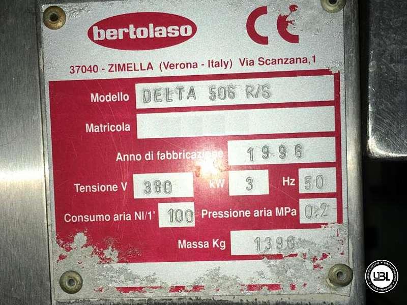 Tappatrice usata Bertolaso Delta 506 R/S 6 Teste 10000 Bph - 3