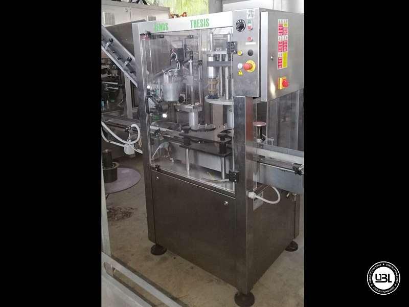 Encapsuladoras usada Enos Thesis 1 Cabeza Año 2010 – 2500 Bph - 1