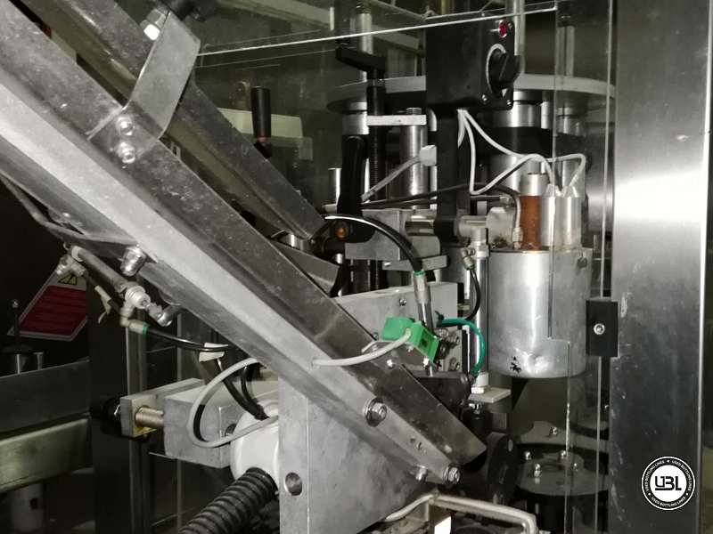 Used Capsuling Machine Enos Thesis 1 Head Year 2010 – 2500 Bph - 10