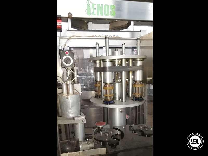 Encapsuladoras usada Enos Thesis 1 Cabeza Año 2010 – 2500 Bph - 4