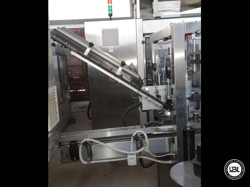 Encapsuladoras usada Enos Thesis 1 Cabeza Año 2010 – 2500 Bph - 5