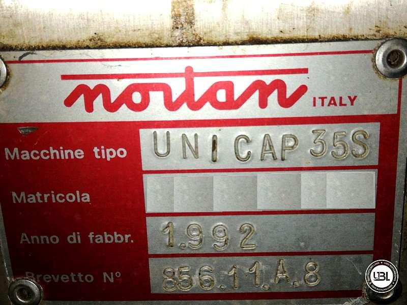 Encapsuladoras usada Nortan Unicap 35S 1 Cabeza Año 1992 – 900 Bph - 7