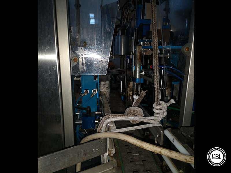 Used Capsuling Machine / Bottle Labeler MEB ADL12/MS2 – 2500 bph - 6