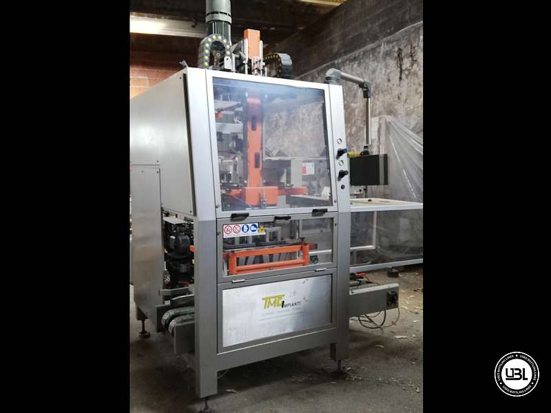 Used Case Packer TMG Year 1997 4200 bph - 1