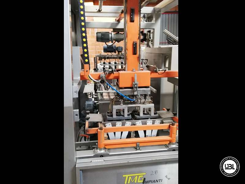 Used Case Packer TMG Year 1997 4200 bph - 2