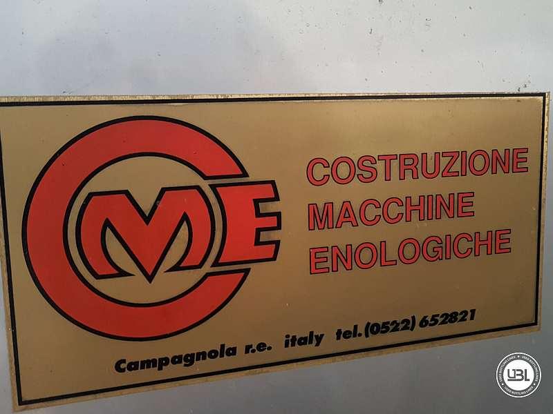 Used Destemmer CME Mod. DP10 Year 2000 - 7