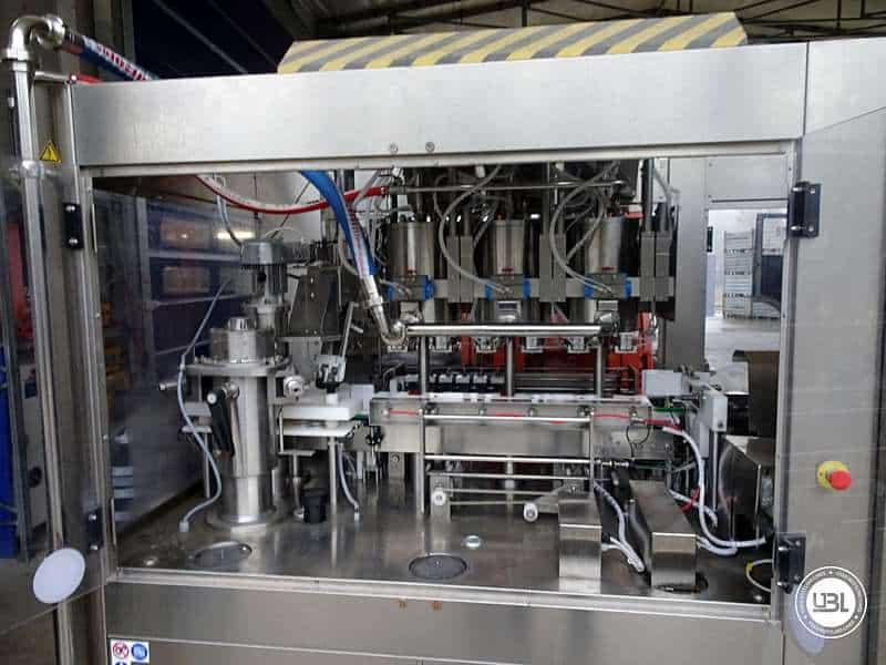 Tribloc de Remplissage Isobare d'occasion EUROSTAR PERFECTA 6R-6F-1S Canettes – Pour Bière, CSD Année 2018 Cph 600 - 10