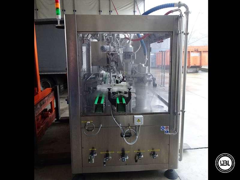 Tribloc de Remplissage Isobare d'occasion EUROSTAR PERFECTA 6R-6F-1S Canettes – Pour Bière, CSD Année 2018 Cph 600 - 13