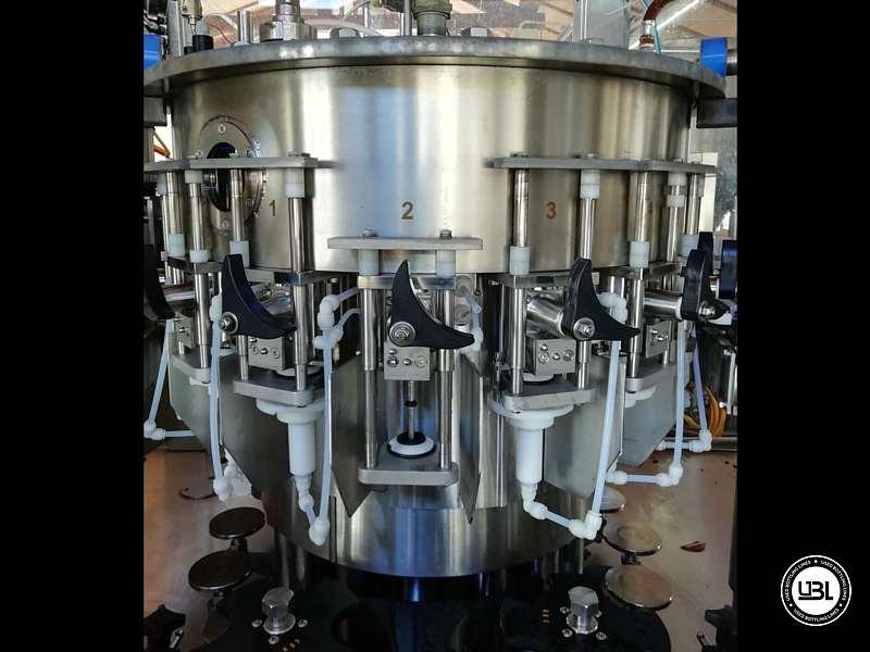 UsedIsobaric Filling Triblock AMS Ferrari 12-16-1 Testarossa ISO 16 Beer 2500 Bph - 8