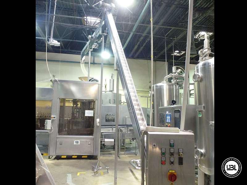 Used Isobaric Complete Bottling Line PET bottles for Soft Drinks 18000 bph - 12