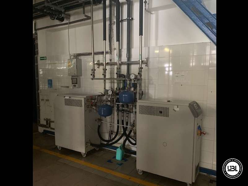 Used Complete PET Bottling Line for Flat Drinks and Water 9600 bph - 13