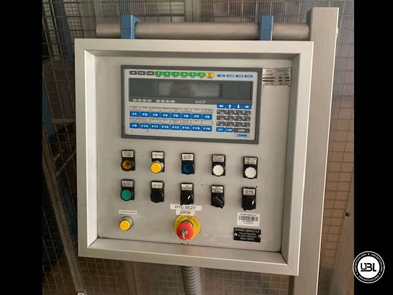 Used Complete PET Bottling Line for Flat Drinks and Water 9600 bph - 2