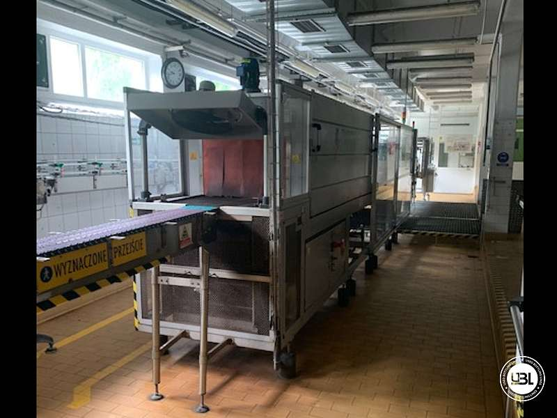 Used Complete PET Bottling Line for Flat Drinks and Water 9600 bph - 23