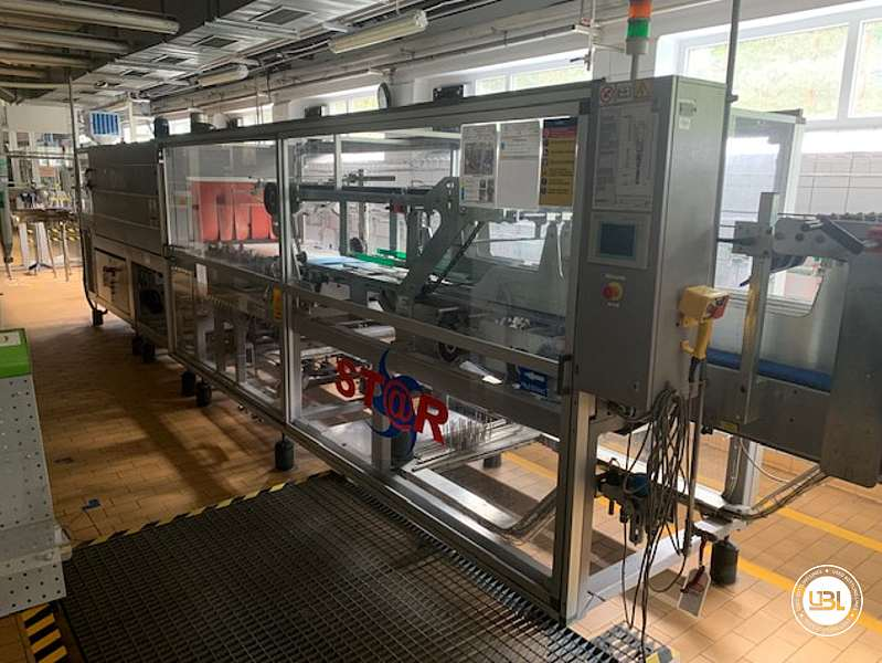 Used Complete PET Bottling Line for Flat Drinks and Water 9600 bph - 26