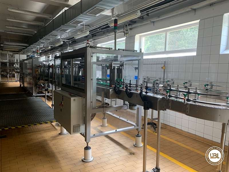 Used Complete PET Bottling Line for Flat Drinks and Water 9600 bph - 31