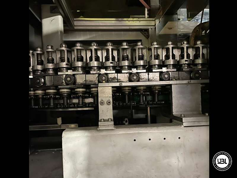 Used  Blow Moulding Machine Sidel model SBO14-20 neck PCO 1881 Year 2010 - 12