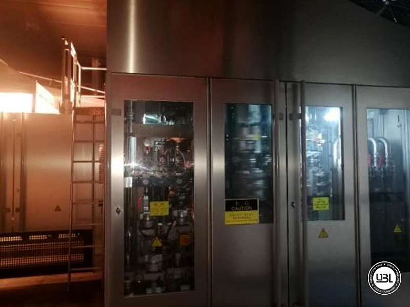 Used  Blow Moulding Machine Sidel model SBO14-20 neck PCO 1881 Year 2010 - 24