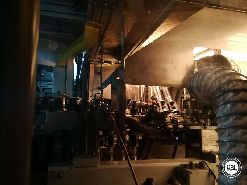 Used  Blow Moulding Machine Sidel model SBO14-20 neck PCO 1881 Year 2010 - 7