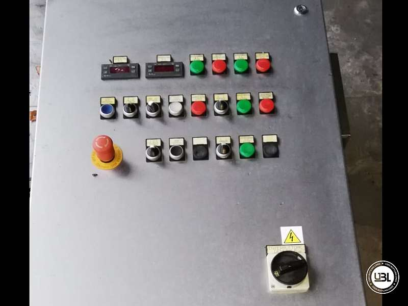 Used Bottle Heater Ifind Year 2009 – 5000 Bph - 11