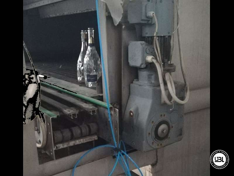 Used Bottle Heater Ifind Year 2009 – 5000 Bph - 12