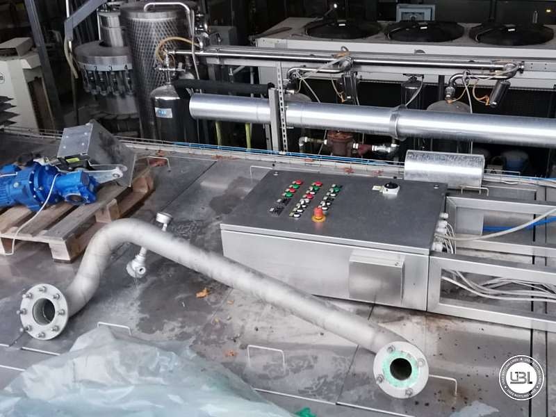 Used Bottle Heater Ifind Year 2009 – 5000 Bph - 6