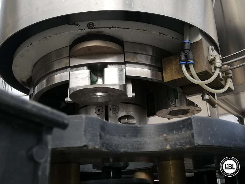 Used Capping Machine AROL Kamma TS 4 Heads for T-cap 4000 Bph T stopper - 9