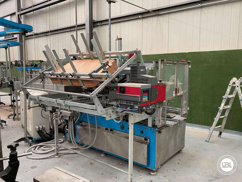 Used Isobaric Complete Bottling Line Glass PET for Still and Sparkling Water - 11