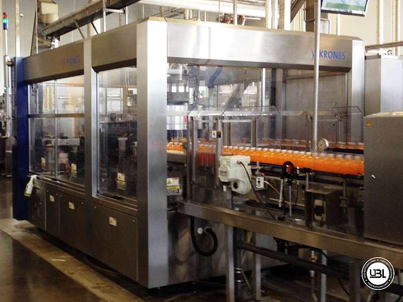 Étiqueteuse d'occasion Krones Contiroll HS 960 24 Année 2012 45000 Bph - 1
