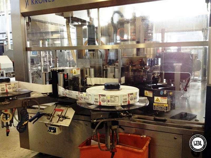 Étiqueteuse d'occasion Krones Contiroll HS 960 24 Année 2012 45000 Bph - 6