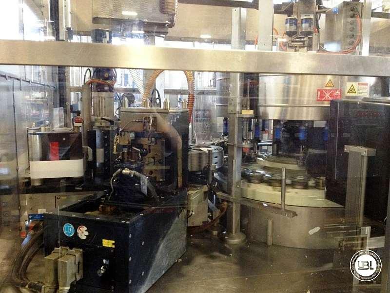 Étiqueteuse d'occasion Krones Contiroll HS 960 24 Année 2012 45000 Bph - 7