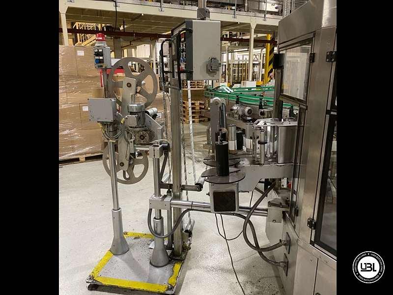 Used Bottle Labeler Kosme TOP ADH 960 – 22000 bph - 6