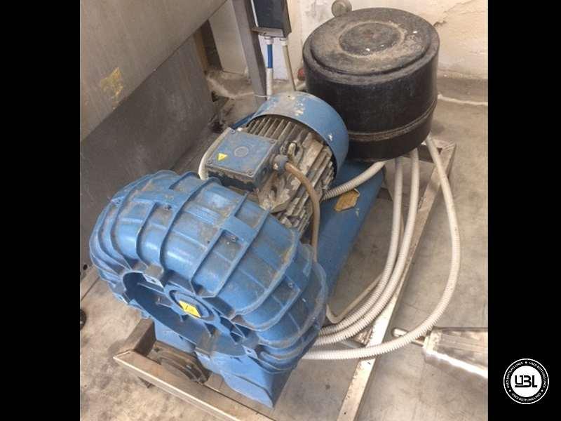 Used Tunnel Pasteurizer LPG INTERNATIONAL COMAC REV2010 2000 Liters per hour - 5
