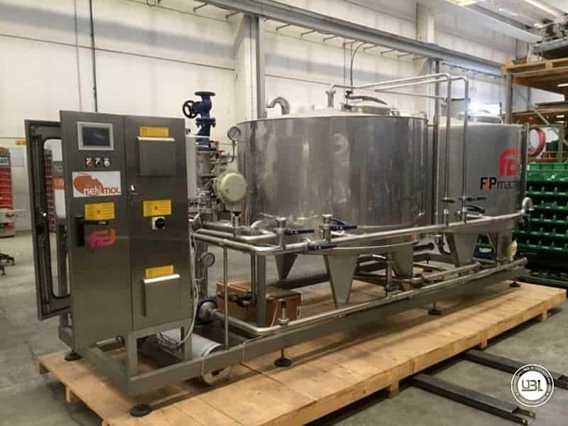 Used CIP F&P Machinery NEKIMOL HYPO 200 year 2018 - 1