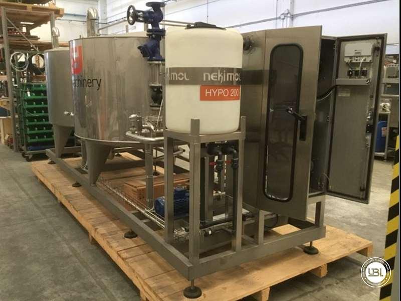 Used CIP F&P Machinery NEKIMOL HYPO 200 year 2018 - 2