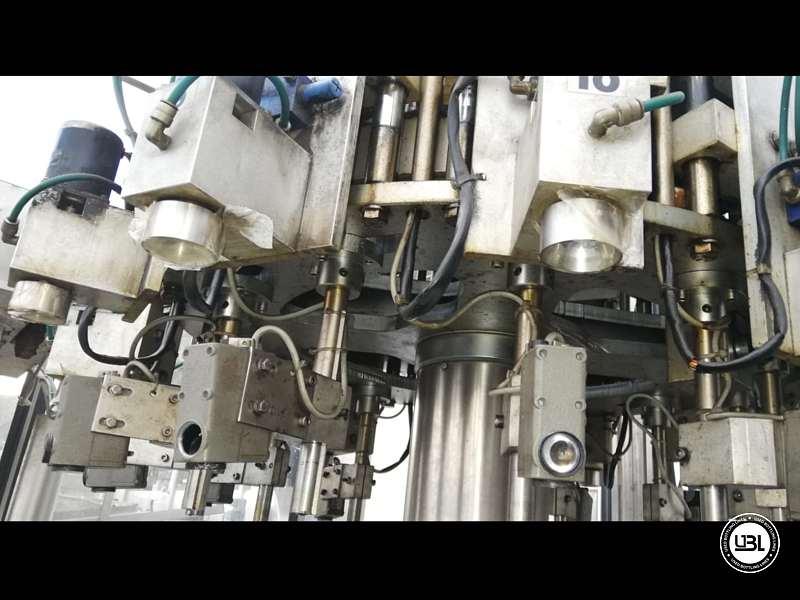 Capsuleuses d'occasion Nortan Prisma 120S 2T année 1999 – 9000 bph - 10